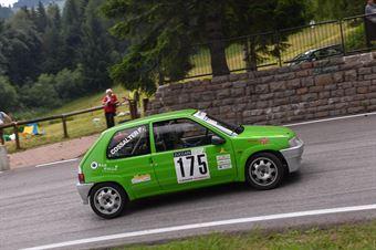 Cossalter Roberto ( Peugeot 106 Rallye,  #175), CAMPIONATO ITALIANO VELOCITÀ MONTAGNA
