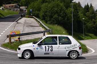 Ottaviani Marco (Sport e Comunicazione, Peugeot 106 #173), CAMPIONATO ITALIANO VELOCITÀ MONTAGNA