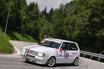 Pomaran Federico (PowerStage, Fiat Uno Turbo #106, CAMPIONATO ITALIANO VELOCITÀ MONTAGNA