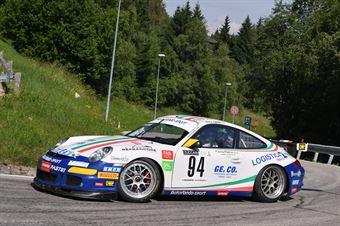 Cerati Dario (Pintarally Motorsport, Porsche 997 GT4 #94), CAMPIONATO ITALIANO VELOCITÀ MONTAGNA