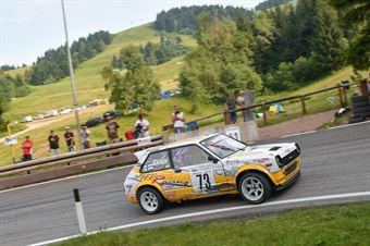 Kataja Mikko (Toyota Starlet #73), CAMPIONATO ITALIANO VELOCITÀ MONTAGNA