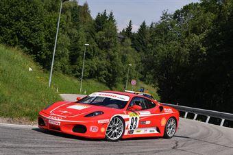 Ragazzi Giovanni ( Superchallenge, Ferrari 430 Challenge #93), CAMPIONATO ITALIANO VELOCITÀ MONTAGNA