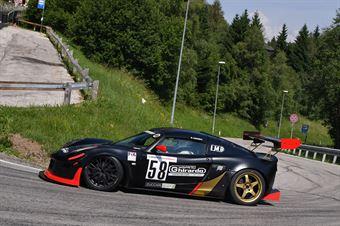 Ghirardo Michele (Vimotorsport, Lotus Exige #58), CAMPIONATO ITALIANO VELOCITÀ MONTAGNA
