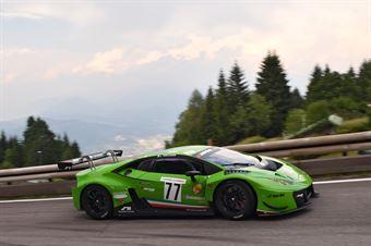 Lucio Peruggini (AB Motorsport, Lamborghini Huracan #77), CAMPIONATO ITALIANO VELOCITÀ MONTAGNA