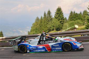 Petr Trnka ( Accr Czech Trnka Racing Team, Ligier Js53 Evo2 Lrm #28), CAMPIONATO ITALIANO VELOCITÀ MONTAGNA