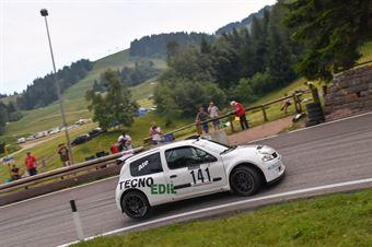 Mazzonelli Alessandro ( Renault Clio #141), CAMPIONATO ITALIANO VELOCITÀ MONTAGNA
