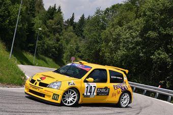 Parisi Roberto (Pintarally Motorsport, Renault Clio Super 1600 #147), CAMPIONATO ITALIANO VELOCITÀ MONTAGNA