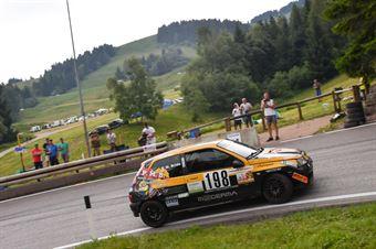 Brida Michele ( Renault Clio Williams, D4 #198), CAMPIONATO ITALIANO VELOCITÀ MONTAGNA