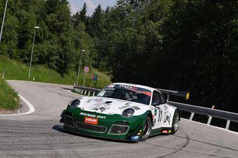 GHEZZI Giuseppe (Pintarally Motorsport, PORSCHE 997 GT3 R #83), CAMPIONATO ITALIANO VELOCITÀ MONTAGNA
