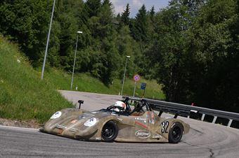 Matthew Zammit (Autosport Sorrento, Radical SR4 #32), CAMPIONATO ITALIANO VELOCITÀ MONTAGNA