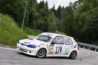 Regis Giovanni (VimotorSport , Peugeot 106 #119), CAMPIONATO ITALIANO VELOCITÀ MONTAGNA