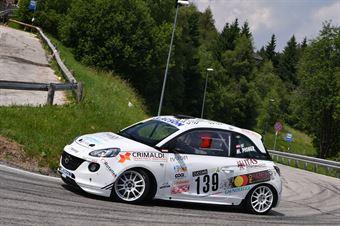 Pioner Maurizio (Daytona race, Opel Adam R2B #139), CAMPIONATO ITALIANO VELOCITÀ MONTAGNA