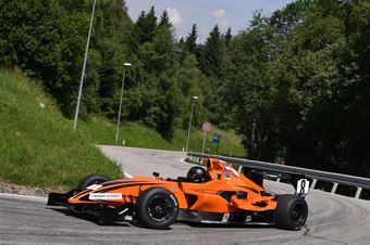 Vondrak Martin (Tatuus Formula Master #8), CAMPIONATO ITALIANO VELOCITÀ MONTAGNA