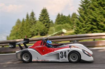 Gasser Markus ( Racing Team Merano, Radical SR4 #34), CAMPIONATO ITALIANO VELOCITÀ MONTAGNA