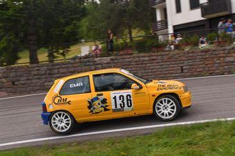 Zanlucchi Emanuele ( Ranault Clio Williams, Micheal Racing #136), CAMPIONATO ITALIANO VELOCITÀ MONTAGNA
