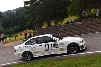 Dennjs Adami (Pintarally Motorsport, BMW M3 #177), CAMPIONATO ITALIANO VELOCITÀ MONTAGNA