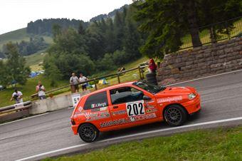 Merighi Andreas ( Renault Clio Williams, Maranello Corse #202), CAMPIONATO ITALIANO VELOCITÀ MONTAGNA