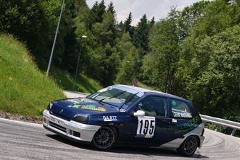 Massimo Cerri (Vimotorsport, Renault ClioWilliams #195), CAMPIONATO ITALIANO VELOCITÀ MONTAGNA