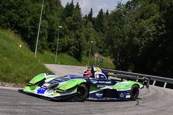 Diego De Gasperi ( VImotorsport, Osella FA 30 Zytek #4), CAMPIONATO ITALIANO VELOCITÀ MONTAGNA