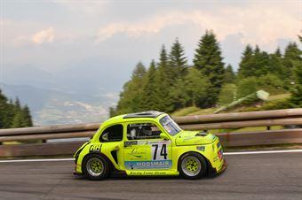 Gurschler Roman ( Racing Team Meran, Fiat 500 #74), CAMPIONATO ITALIANO VELOCITÀ MONTAGNA