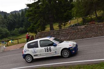Fedon Pietro ( Renault Clio, Micheal Racing #196), CAMPIONATO ITALIANO VELOCITÀ MONTAGNA