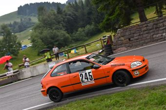 Tomasi Paolo (VimotorSport, Honda Civic EK4 #245), CAMPIONATO ITALIANO VELOCITÀ MONTAGNA