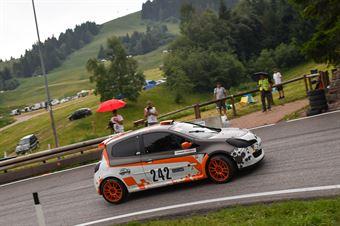 Gruber Roland (Racing Team Meran, Renault Clio #242), CAMPIONATO ITALIANO VELOCITÀ MONTAGNA