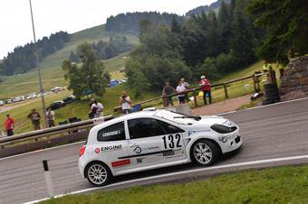 Cenedese Ivano(Renault Clio Rs #132), CAMPIONATO ITALIANO VELOCITÀ MONTAGNA