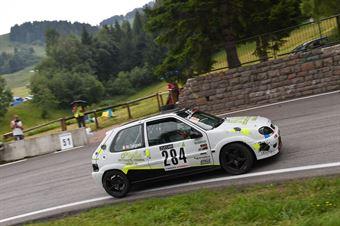 Cargnel Michele ( Citroen Saxo VTS, Historika Motorsport #284), CAMPIONATO ITALIANO VELOCITÀ MONTAGNA