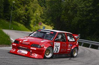 Shulte Manfred ( Citroen Axkit Car #75), CAMPIONATO ITALIANO VELOCITÀ MONTAGNA