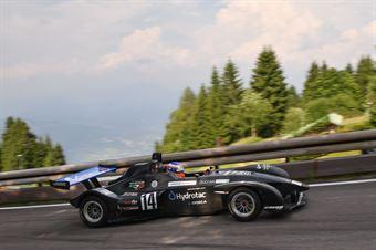 Crespi Stefano (Historika Motorsport, Wolf GR08 Thunder #14), CAMPIONATO ITALIANO VELOCITÀ MONTAGNA