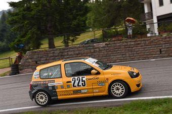 Libe' Roberto ( Renault Clio, Scuderia NC #225), CAMPIONATO ITALIANO VELOCITÀ MONTAGNA