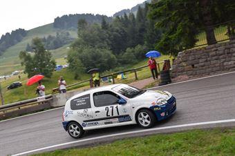 Bolfelli Fulvio (Michael Racing, Renault Clio #271), CAMPIONATO ITALIANO VELOCITÀ MONTAGNA