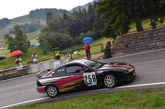 Zanette Fabio (VimotorSport Honda Integra Type R #259), CAMPIONATO ITALIANO VELOCITÀ MONTAGNA