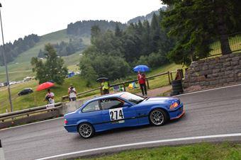 Filippi Paride (Historika Motorsport asd BMW 320I E36 #274), CAMPIONATO ITALIANO VELOCITÀ MONTAGNA