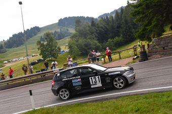 Zuurbier Rodolfo (BMW 120 D #131), CAMPIONATO ITALIANO VELOCITÀ MONTAGNA