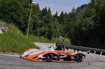 Achille Lombardi ( Vimotorsport, Osella PA 21 jrb #37), CAMPIONATO ITALIANO VELOCITÀ MONTAGNA
