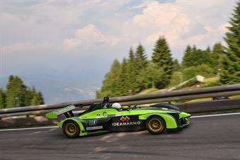 Damiano Schena ( Alby Racing Team, Wolf Thunder #16), CAMPIONATO ITALIANO VELOCITÀ MONTAGNA