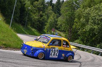 Liberato Francesco (Fiat 500, Sport favale 07 #292), CAMPIONATO ITALIANO VELOCITÀ MONTAGNA