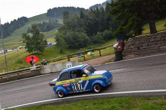 Fiordilino Antonio ( Fiat 500, Sport Favale 07 #287), CAMPIONATO ITALIANO VELOCITÀ MONTAGNA