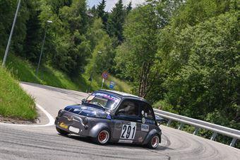 Ettore Liberato (Fiat 500, Sport favale 07 #292), CAMPIONATO ITALIANO VELOCITÀ MONTAGNA