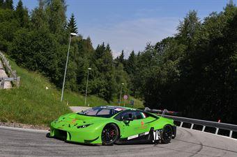Jarach Bruno (Pintarally Motorsport, Lamborghini Huracan GT3 #79), CAMPIONATO ITALIANO VELOCITÀ MONTAGNA