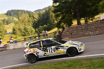 Zio Fester (Superchallenge, Honda Civic EG6 #124), CAMPIONATO ITALIANO VELOCITÀ MONTAGNA