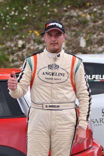 Gianni Angelini, CAMPIONATO ITALIANO VELOCITÀ MONTAGNA