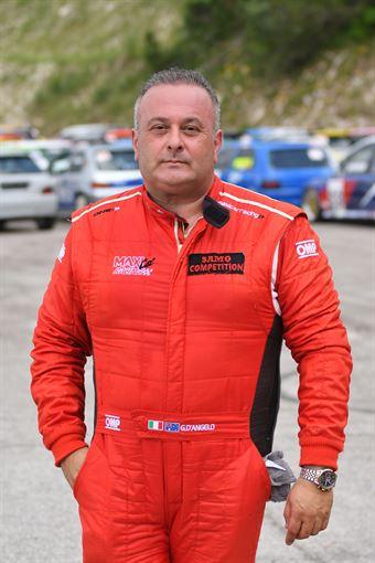Giuseppe D'angelo, CAMPIONATO ITALIANO VELOCITÀ MONTAGNA