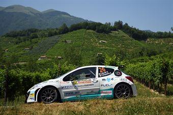 Stefano Liburdi, Andrea Colapietro (Peugeot 207 S2000 #26, MS Munaretto), CAMPIONATO ITALIANO WRC