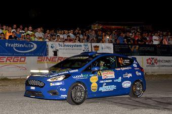 Liberato Sulpizio, Alessio Angeli (Ford Fiesta R2 #41, Rally Team), CAMPIONATO ITALIANO WRC