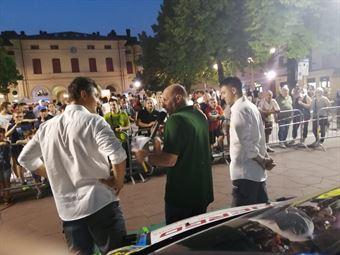 Marco Signor; Patrick Bernardi (Ford Fiesta WRC #2; Casarano Rally Team), CAMPIONATO ITALIANO WRC