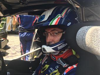 Corrado Fontana, CAMPIONATO ITALIANO WRC
