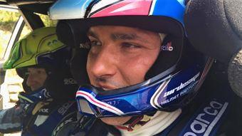 Marco Signor, CAMPIONATO ITALIANO WRC